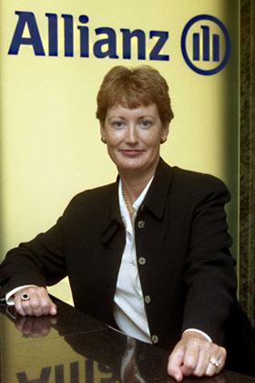 Karen Forte, IT Manager at Allianz Ireland