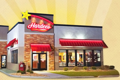 Hardee's is widely known for bringing sit-down restaurant quality burgers to fast-food customers.