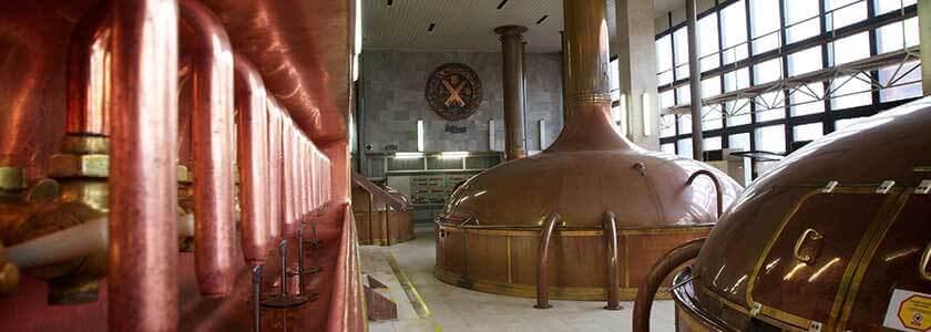 MolsonCoors Ostravar Brewery