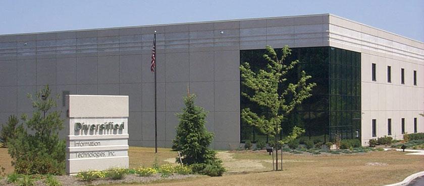 Diversified Information Technologies Warehouse.