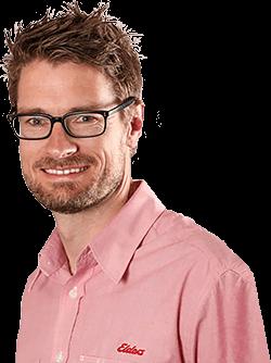 Michael Hall, Head of Digital at Elders