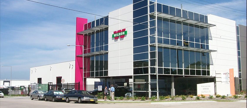 Geodis Wilson Australia Offices