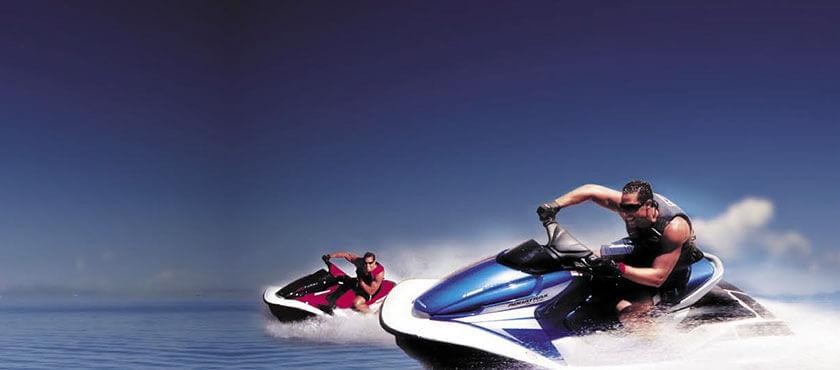 Honda AquaTrax personal watercraft