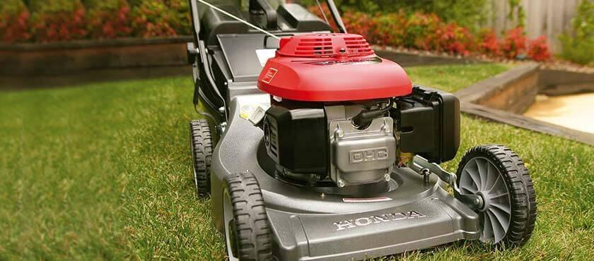 Honda Buffalo Buck Lawnmower