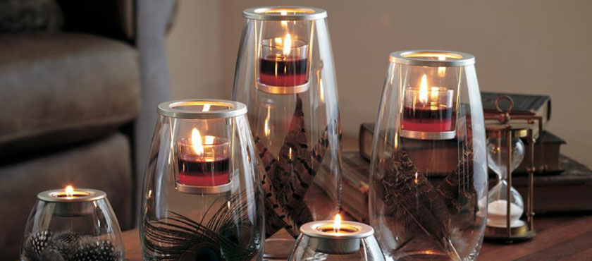 Partylite Tealight and Jar Candles